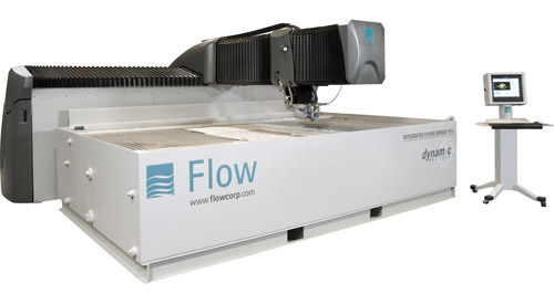 87k waterjet